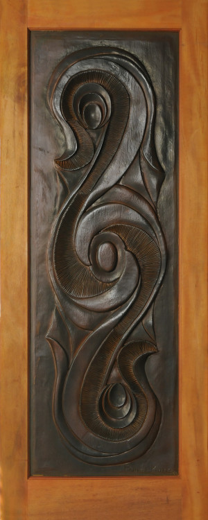 Symphony carved door sy