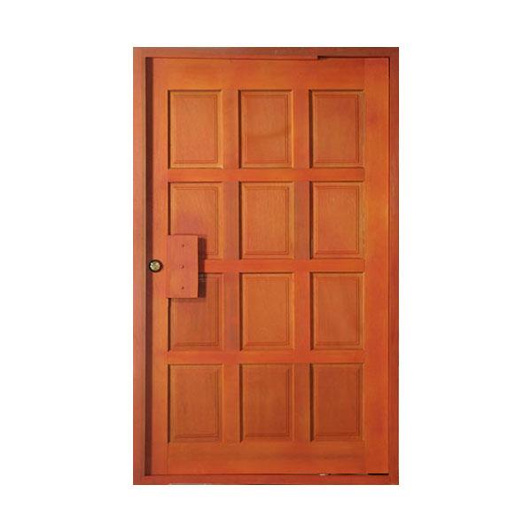 12 Panel Pivot Door