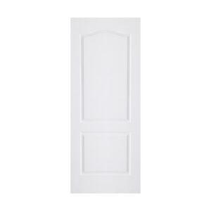 2 Panel Arched Top Door