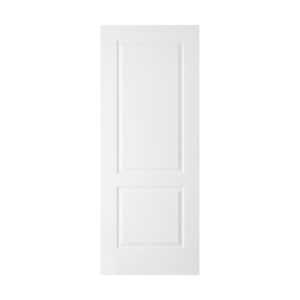 2 Panel Square Top Door