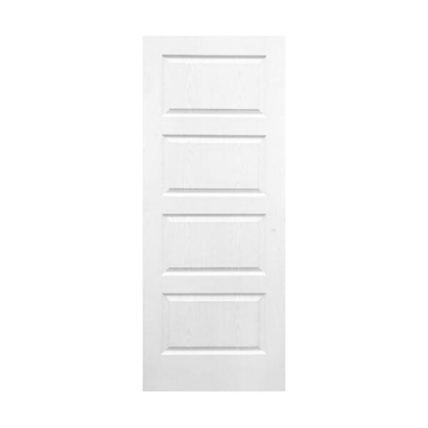 4 Panel Horizontal Square Door