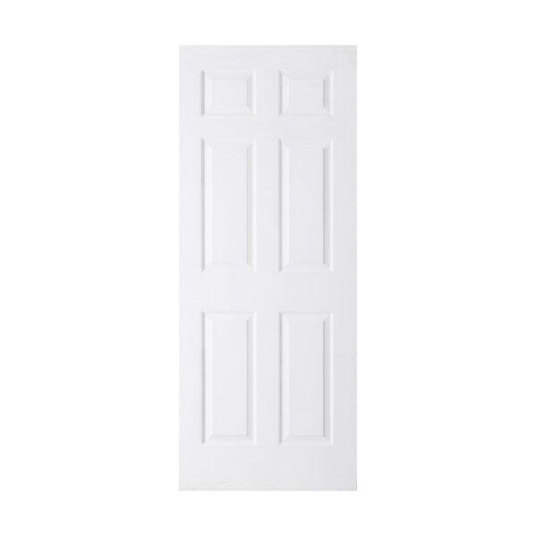 6 Panel Deep Moulded Door