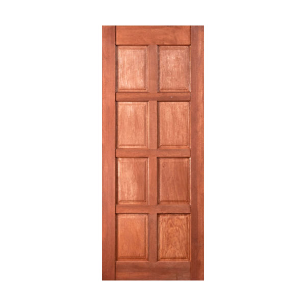 8 Panel Stained Entrance