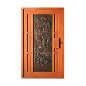Big 5 Pivot Door