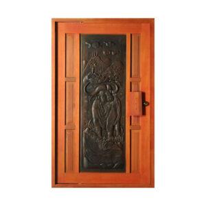 Buffalo Pivot Door