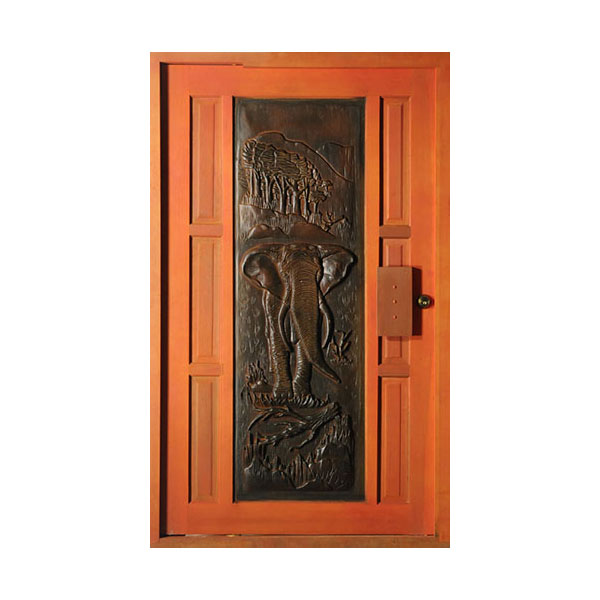 Elephant Pivot Door